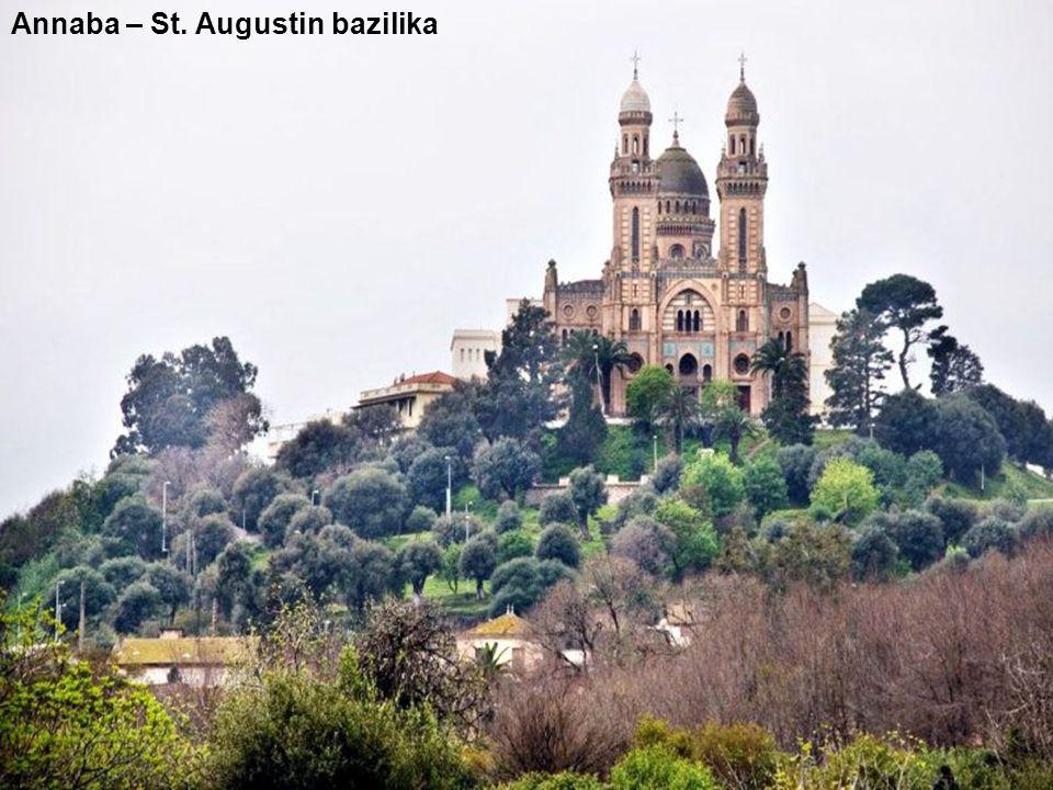 Annaba – St. Augustin bazilika