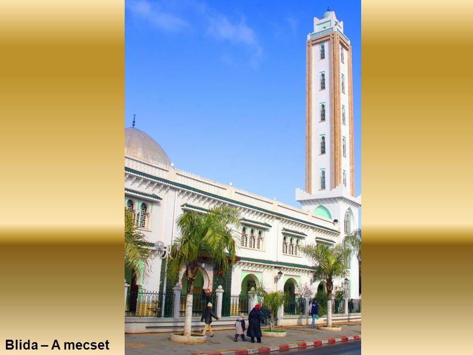 Blida – A mecset