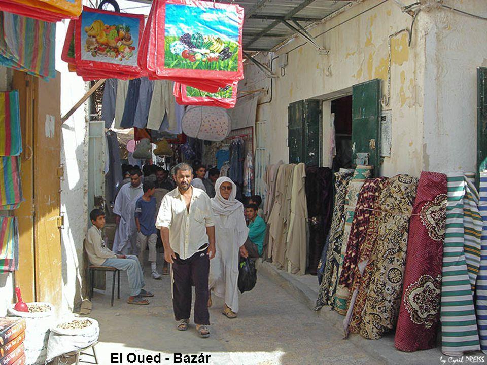 El Oued - Bazár