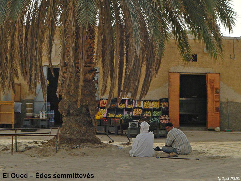El Oued – Édes semmittevés