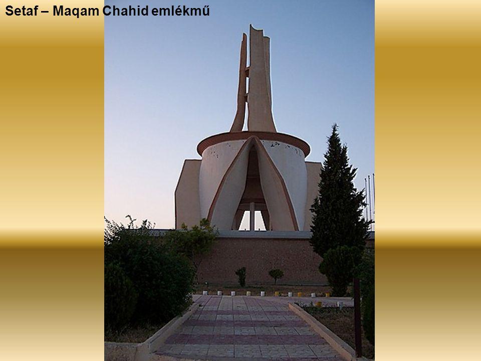 Setaf – Maqam Chahid emlékmű