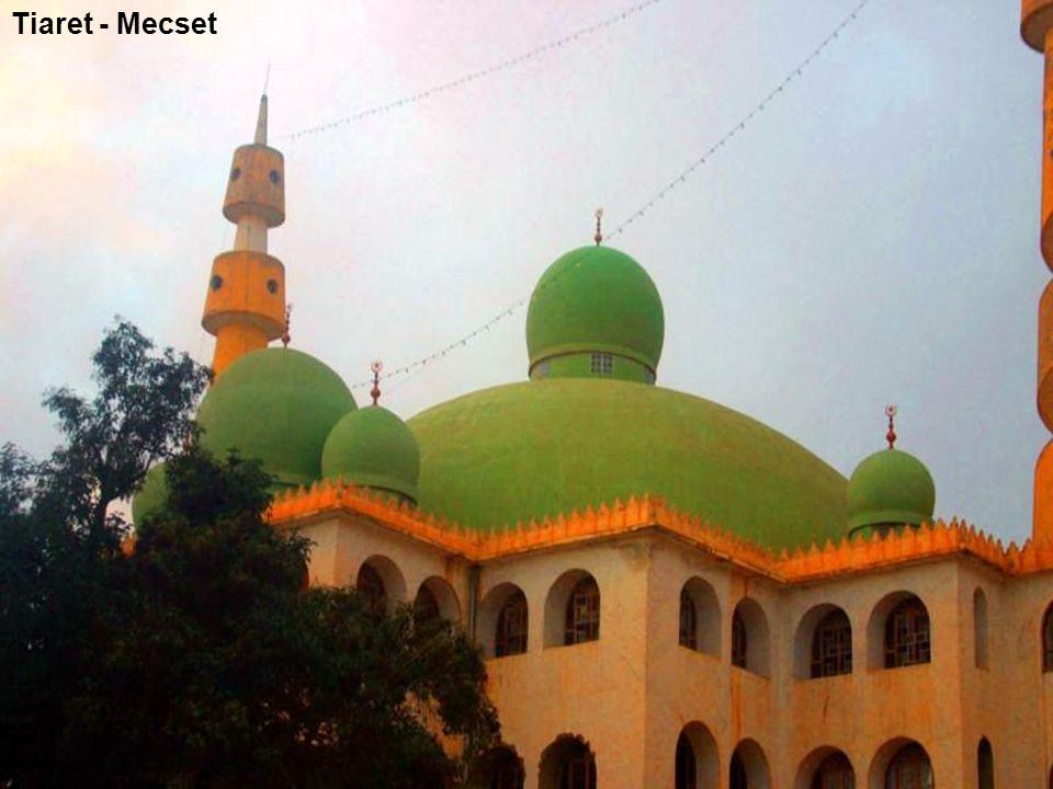 Tiaret - Mecset