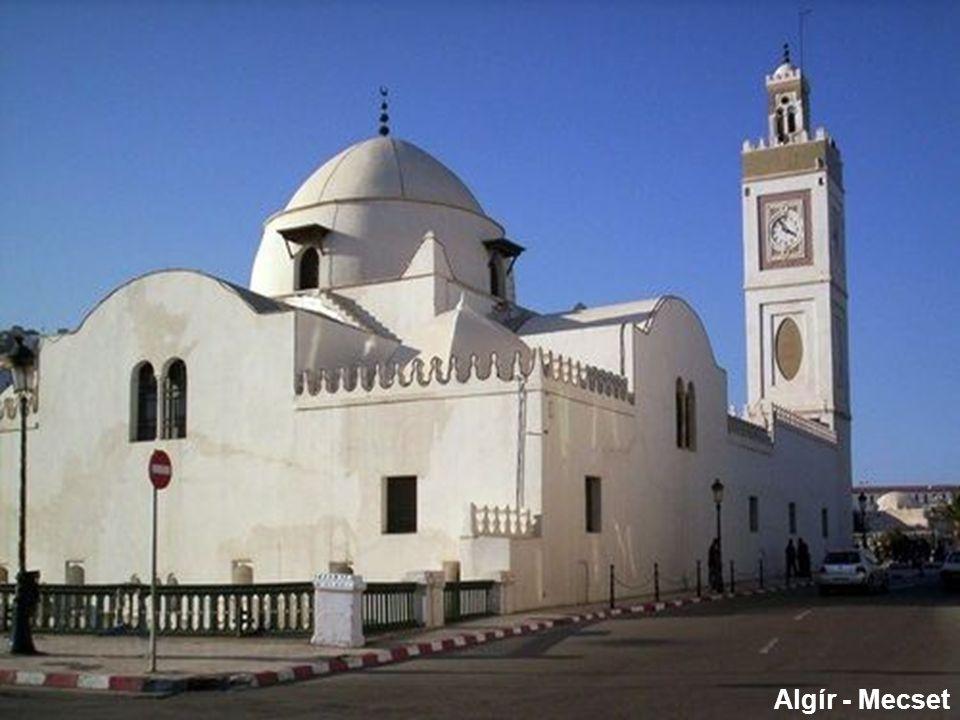 Algír - Mecset