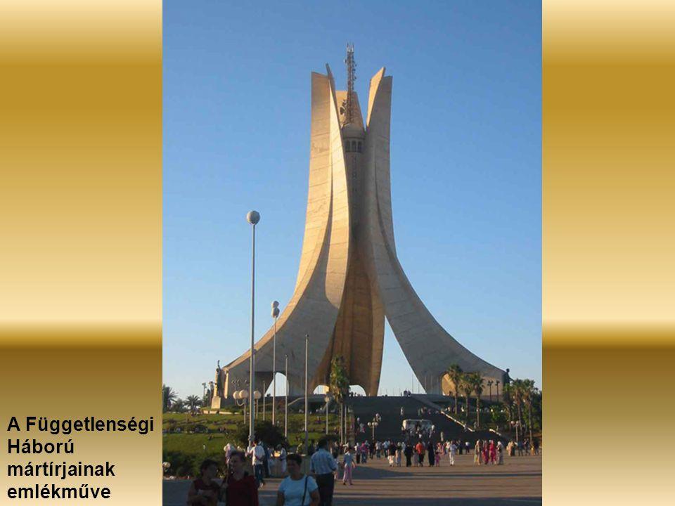 A Függetlenségi Háború mártírjainak emlékműve