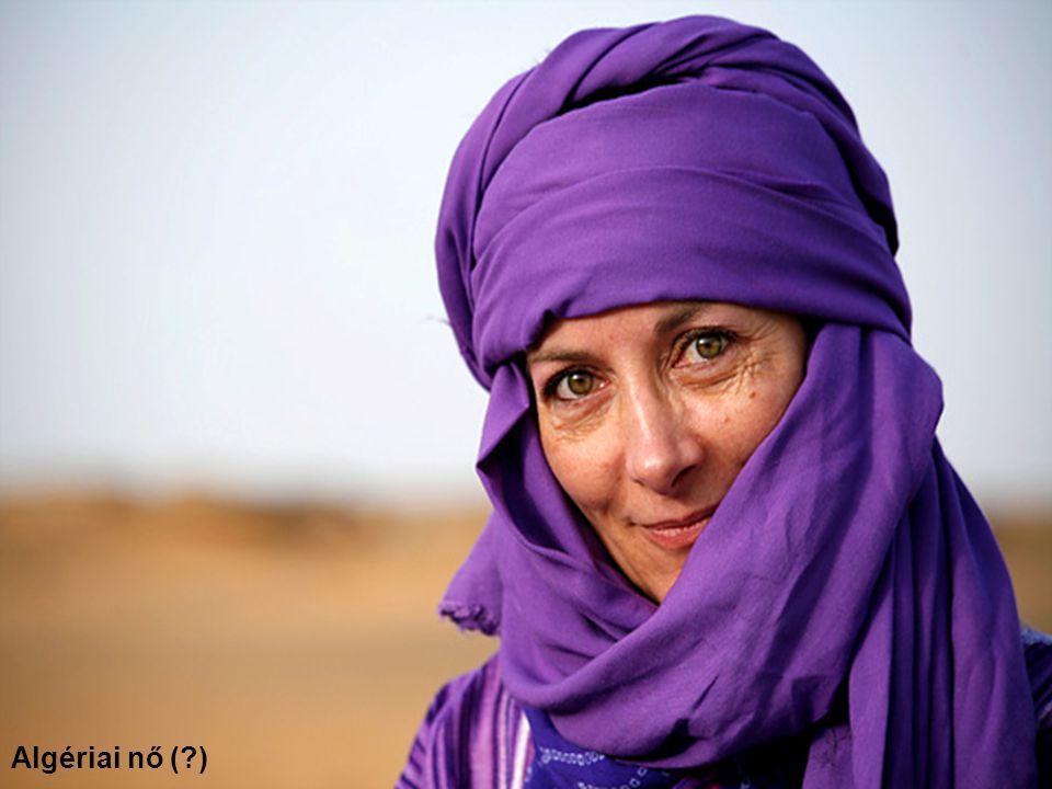 Algériai nő ( )