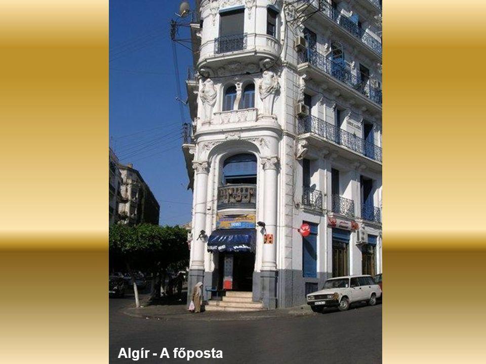 Algír - A főposta