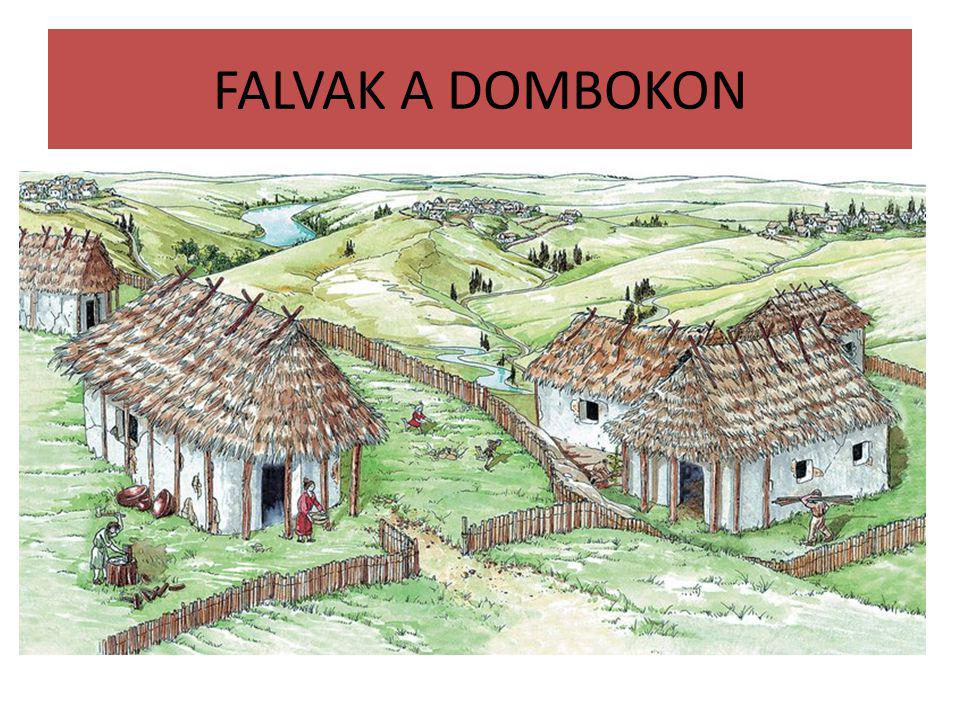 FALVAK A DOMBOKON