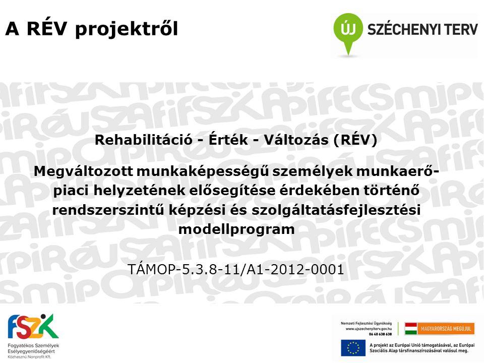 Rehabilitáció - Érték - Változás (RÉV)