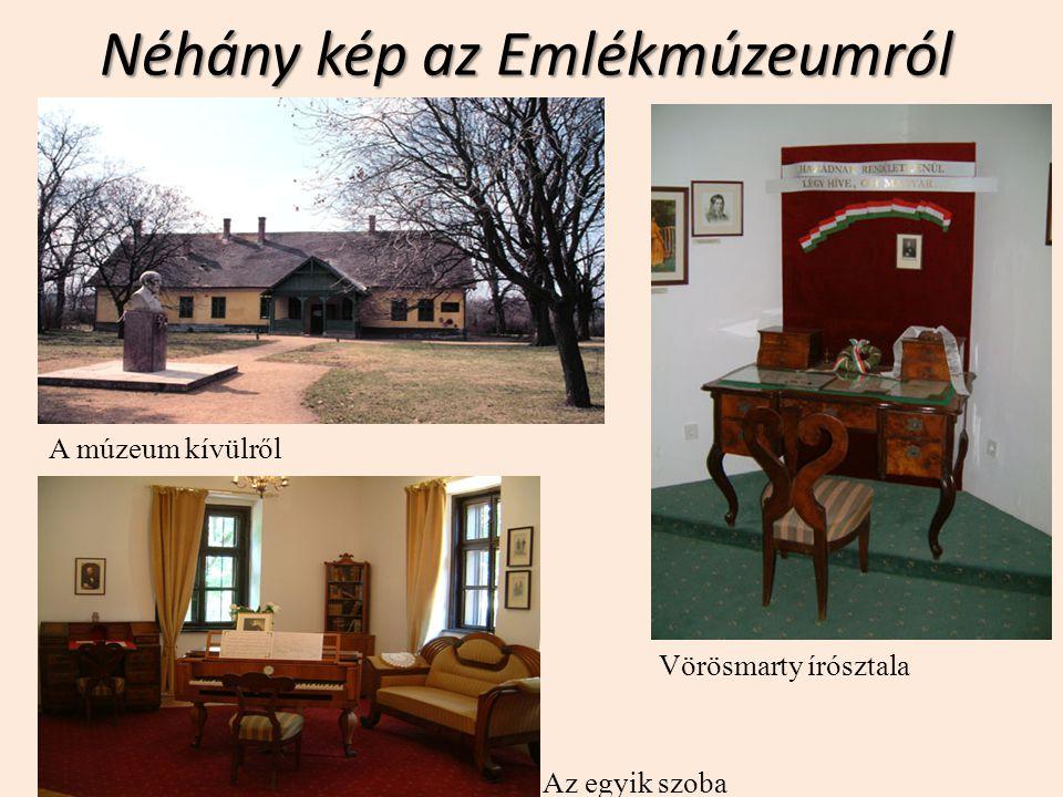 Néhány kép az Emlékmúzeumról