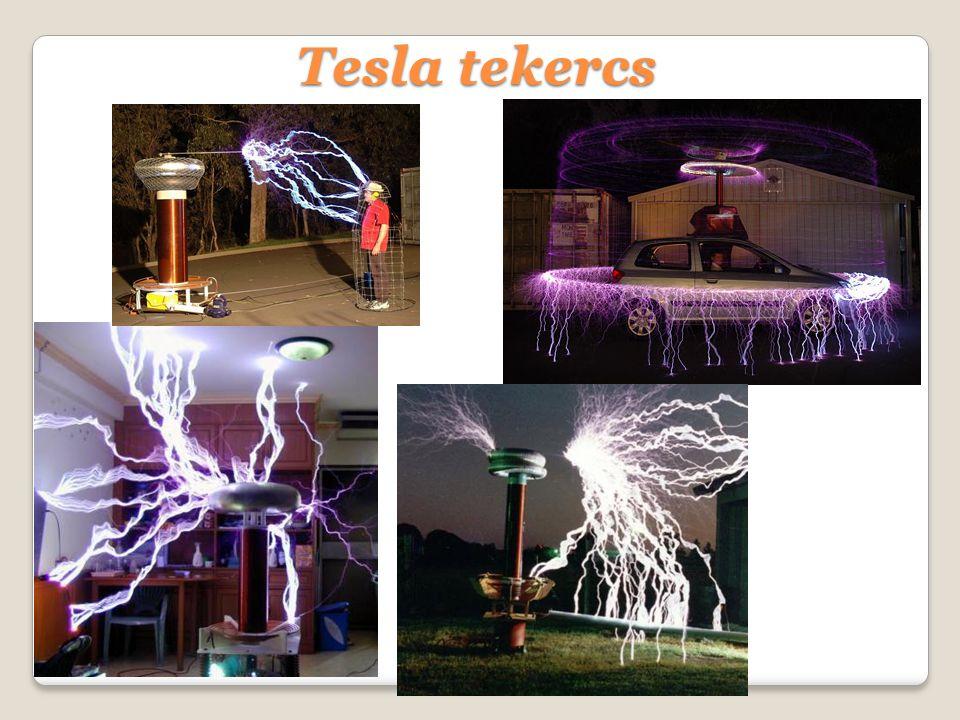 Tesla tekercs