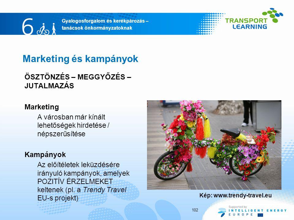 Marketing és kampányok