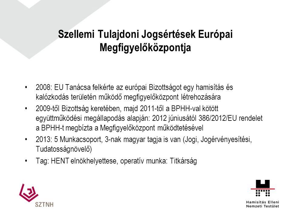 Szellemi Tulajdoni Jogsértések Európai Megfigyelőközpontja