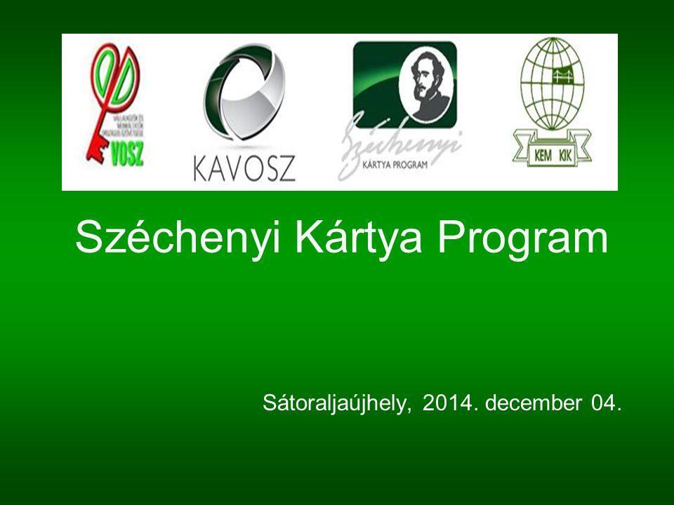 Széchenyi Kártya Program