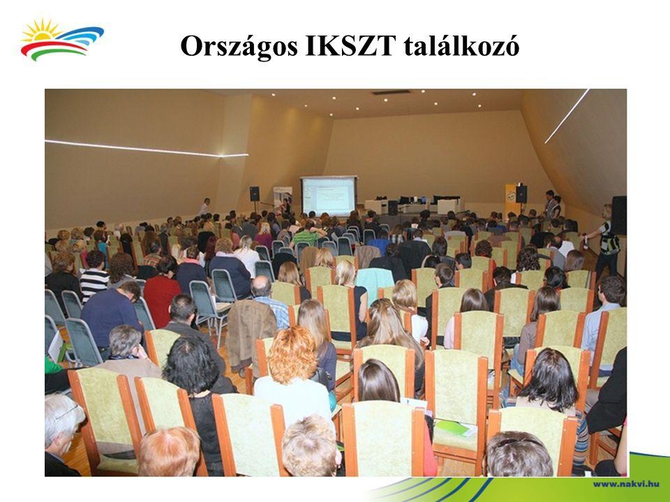 Országos IKSZT találkozó