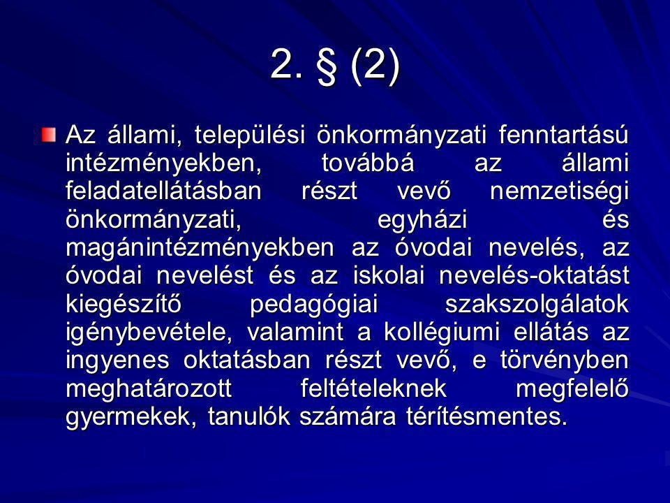 2. § (2)