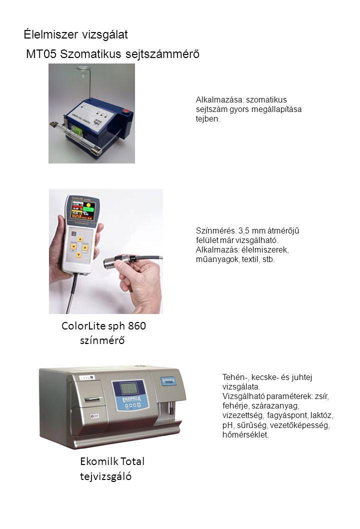 MT05 Szomatikus sejtszámmérő