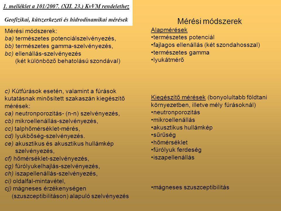 Sz.G. - P.A. Vízkutak műszeres vizsgálata, DMRV, Vác