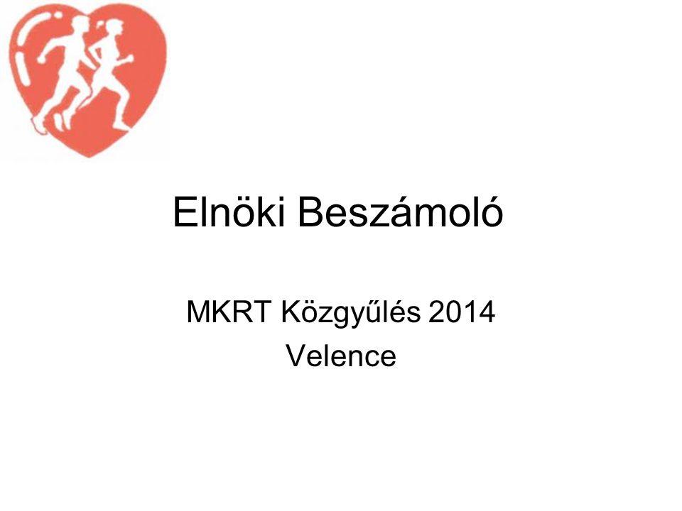 MKRT Közgyűlés 2014 Velence