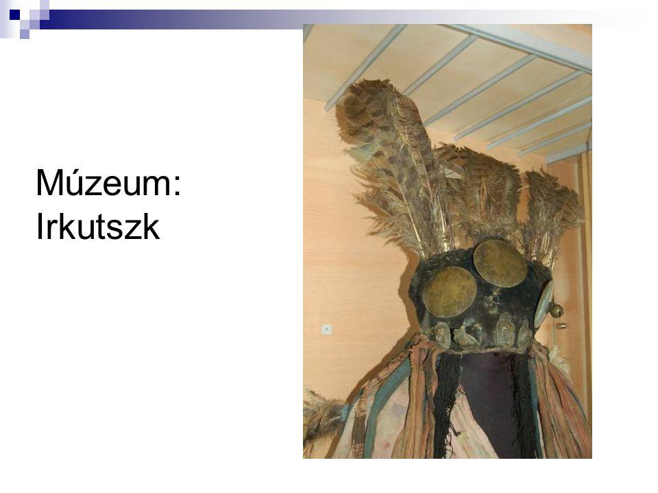Múzeum: Irkutszk