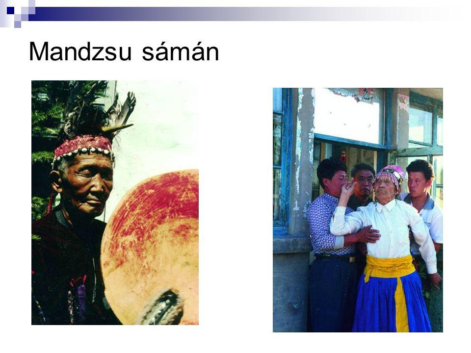 Mandzsu sámán
