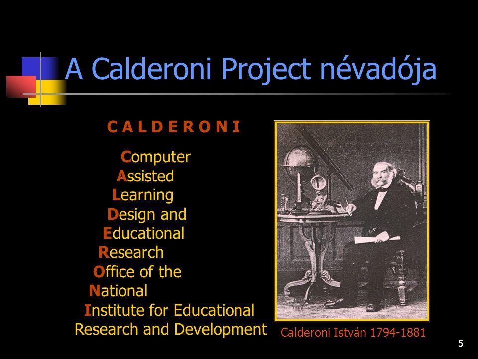 A Calderoni Project névadója