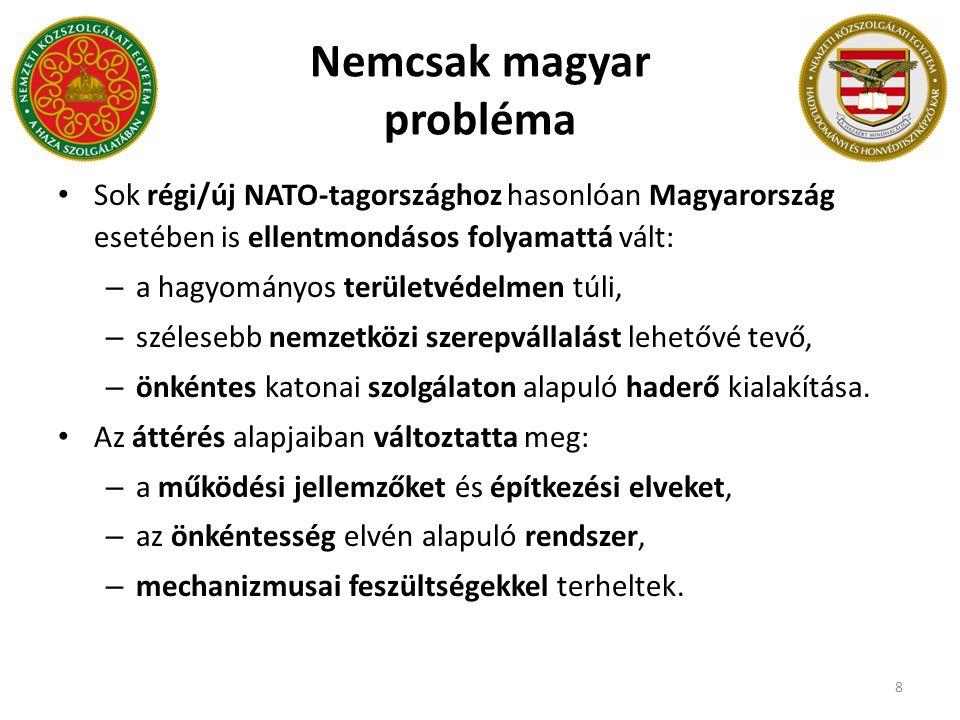 Nemcsak magyar probléma
