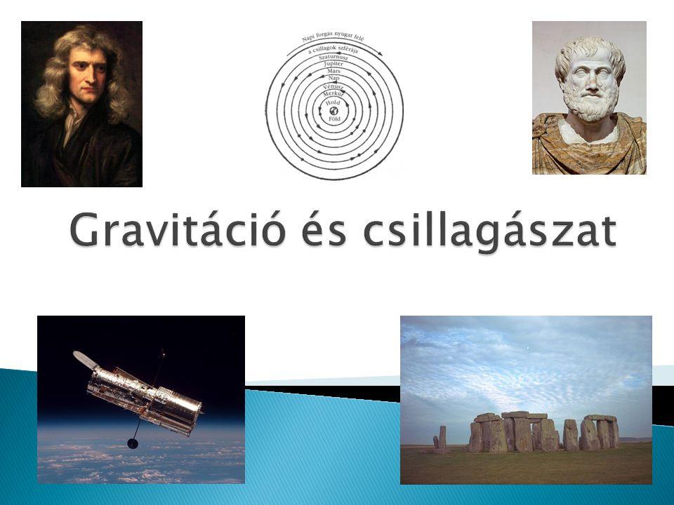 Gravitáció és csillagászat
