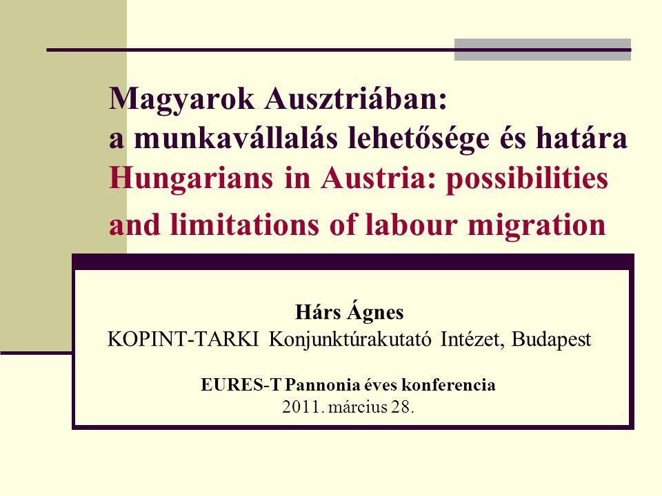 EURES-T Pannonia éves konferencia