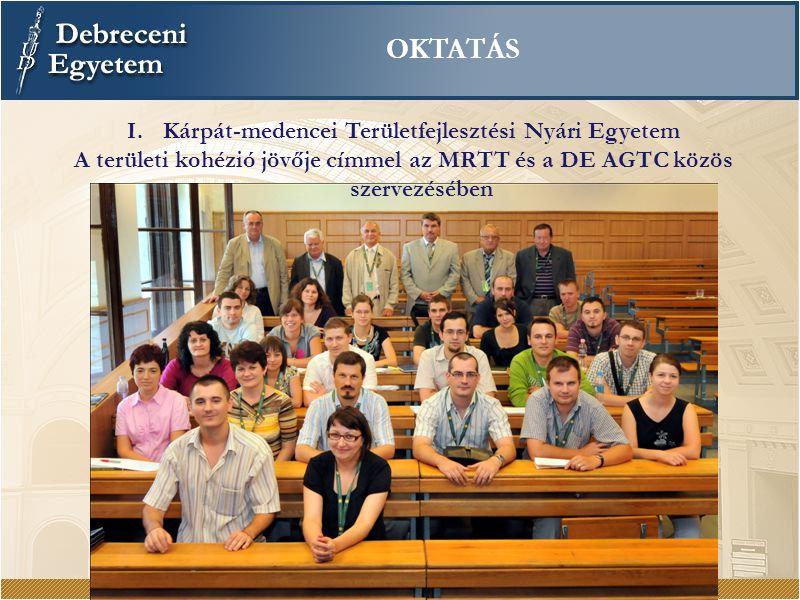 Kárpát-medencei Területfejlesztési Nyári Egyetem