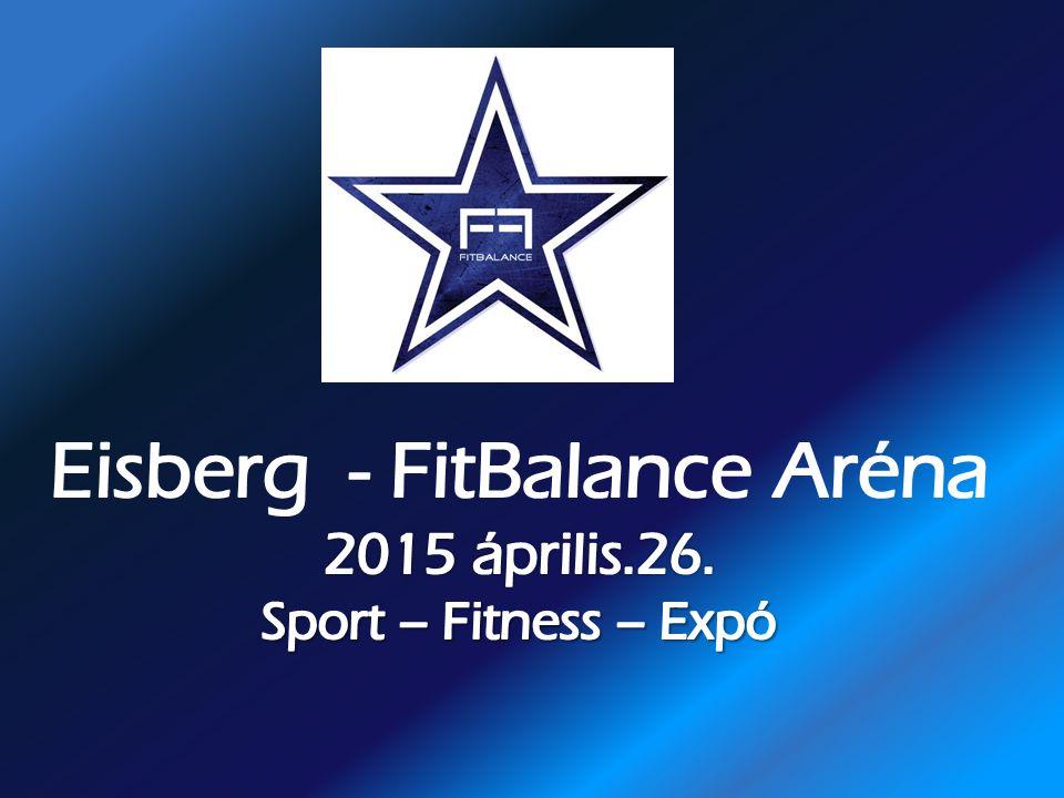 Eisberg - FitBalance Aréna