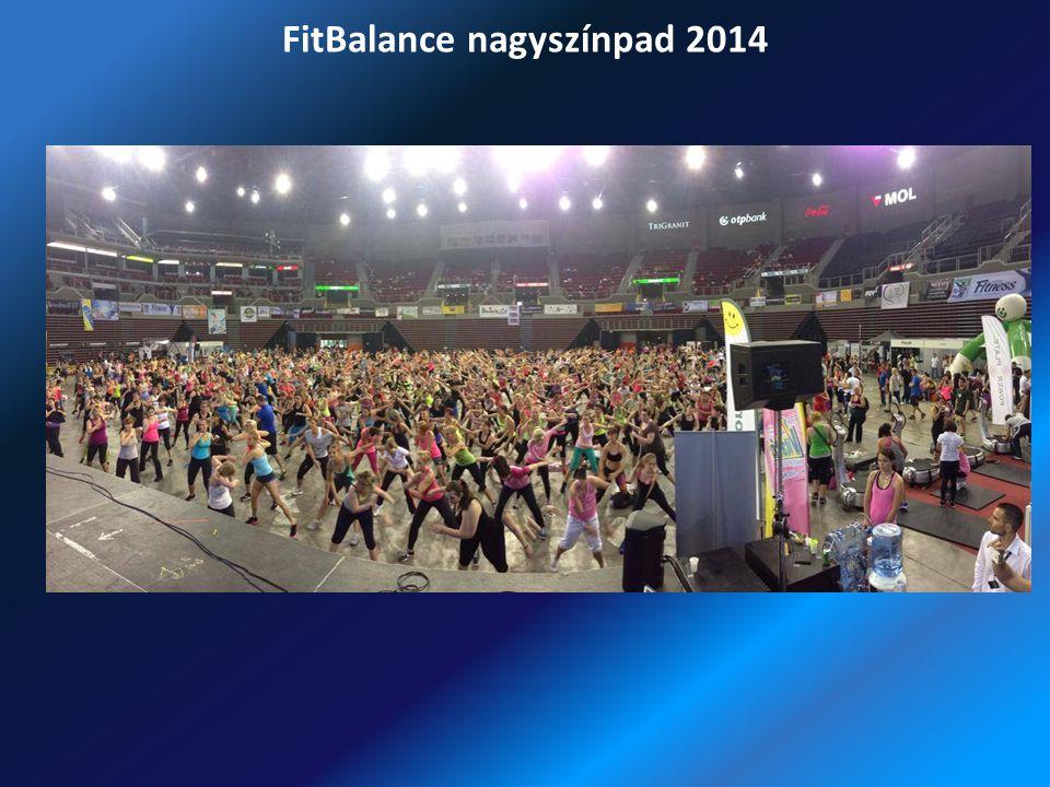FitBalance nagyszínpad 2014