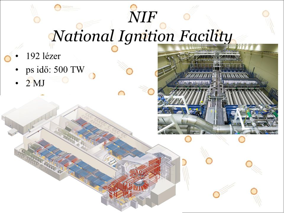 NIF National Ignition Facility