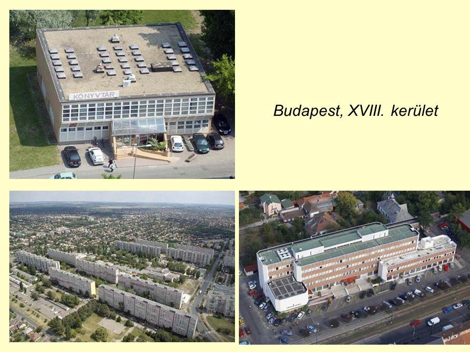 Budapest, XVIII. kerület