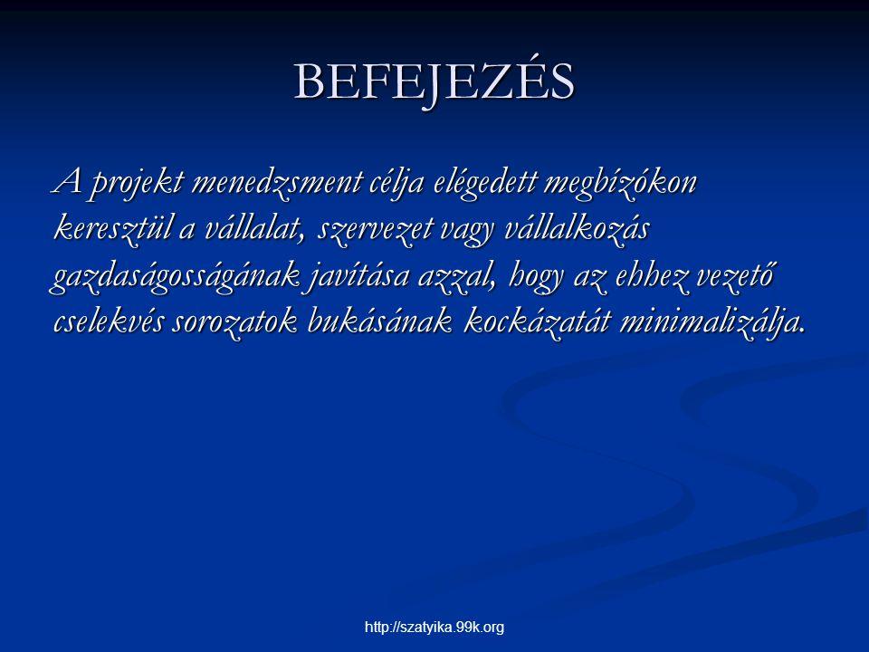BEFEJEZÉS