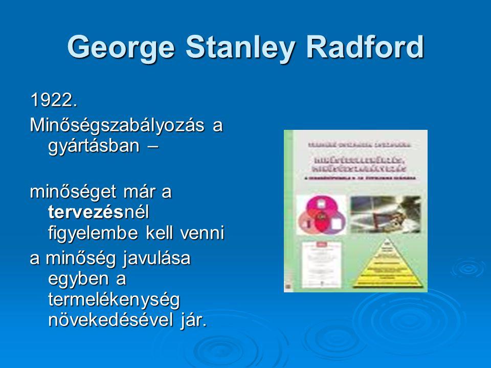 George Stanley Radford