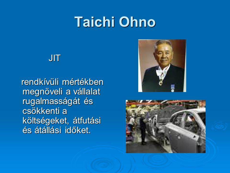 Taichi Ohno JIT.