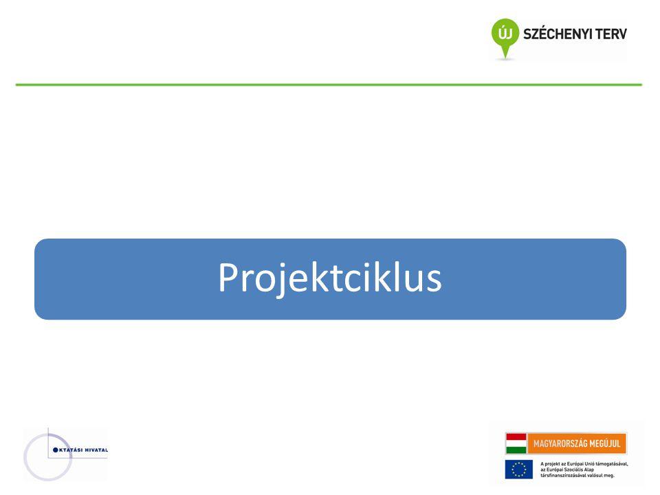 Projektciklus