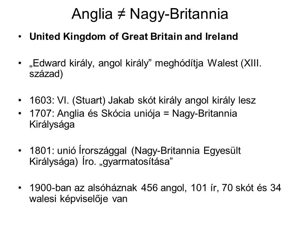 Anglia ≠ Nagy-Britannia
