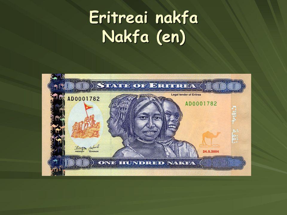 Eritreai nakfa Nakfa (en)