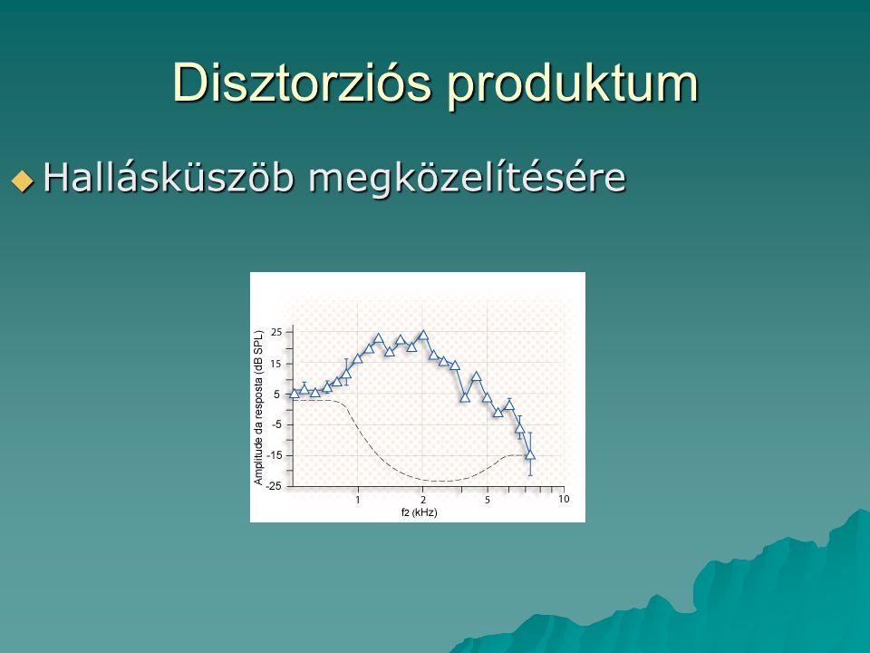 Disztorziós produktum