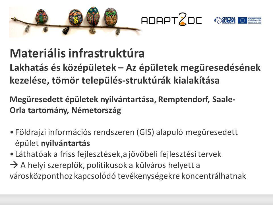 Materiális infrastruktúra