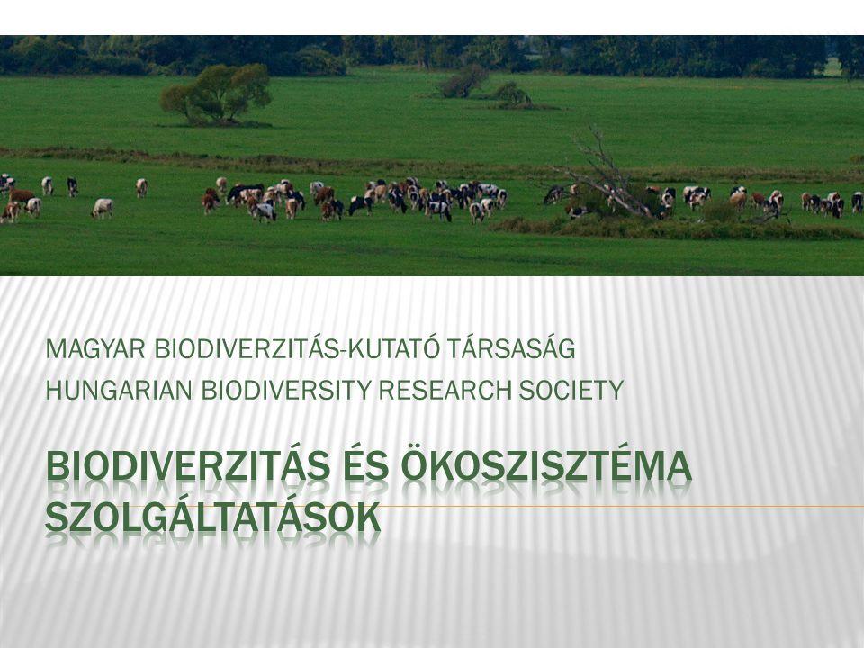 Biodiverzitás és ökoszisztÉma szolgálTatások