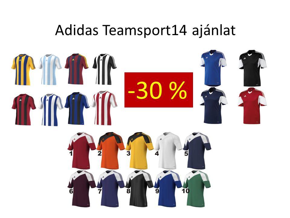 Adidas Teamsport14 ajánlat
