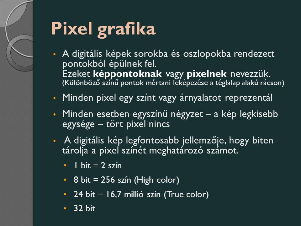 Pixel grafika
