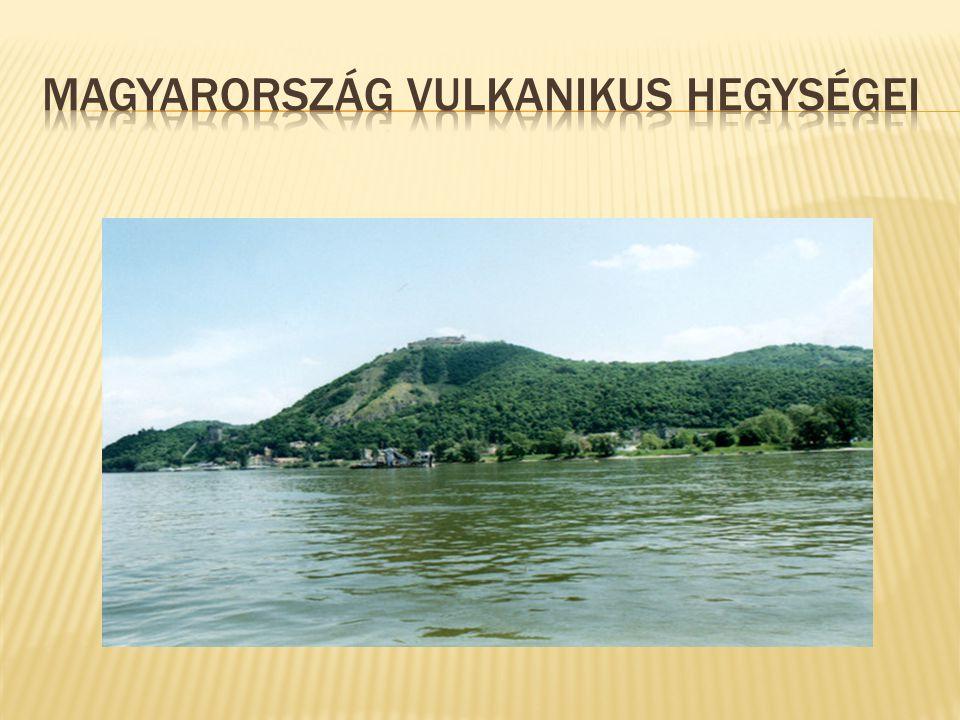 Magyarország vulkanikus hegységei