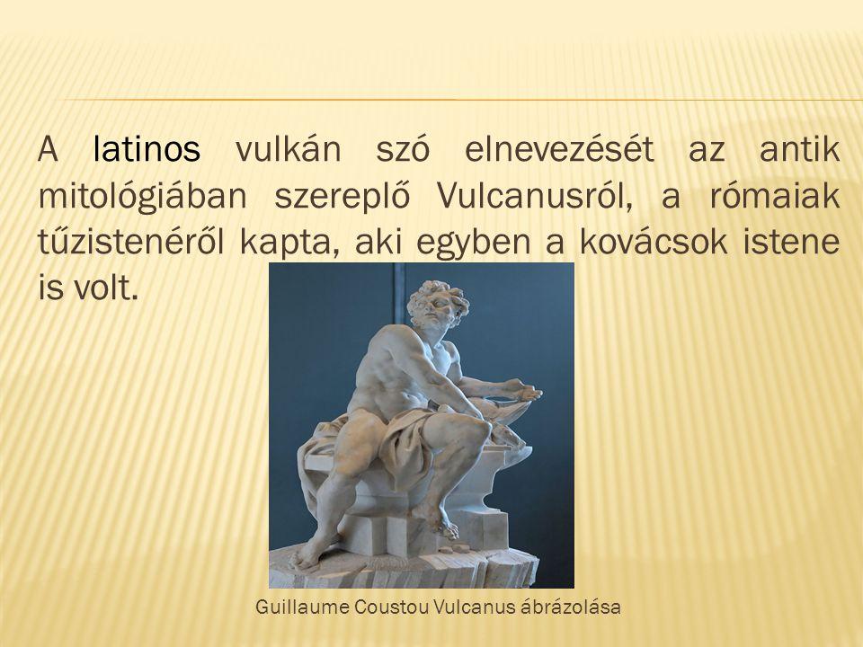 Guillaume Coustou Vulcanus ábrázolása