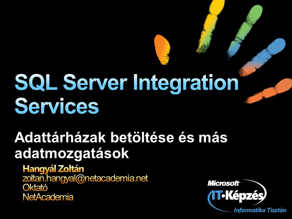 SQL Server Integration Services