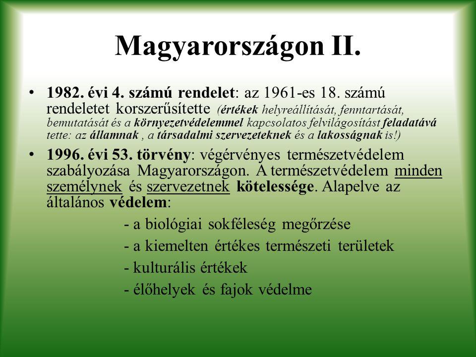Magyarországon II.