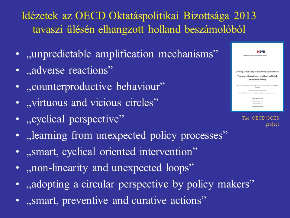 """unpredictable amplification mechanisms ""adverse reactions"