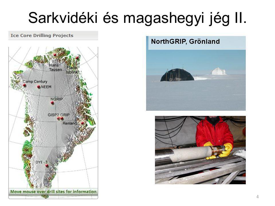 Sarkvidéki és magashegyi jég II.